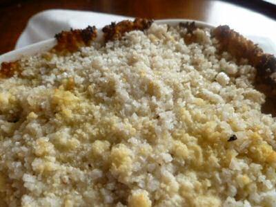 Aardappel koken in de oven onder een lekker gekruide zoutkorst